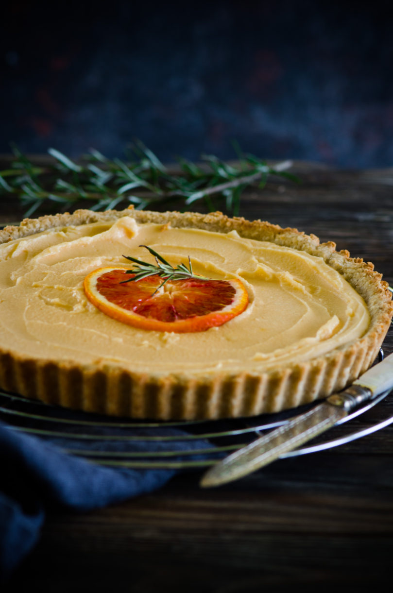 Triple Citrus Tart