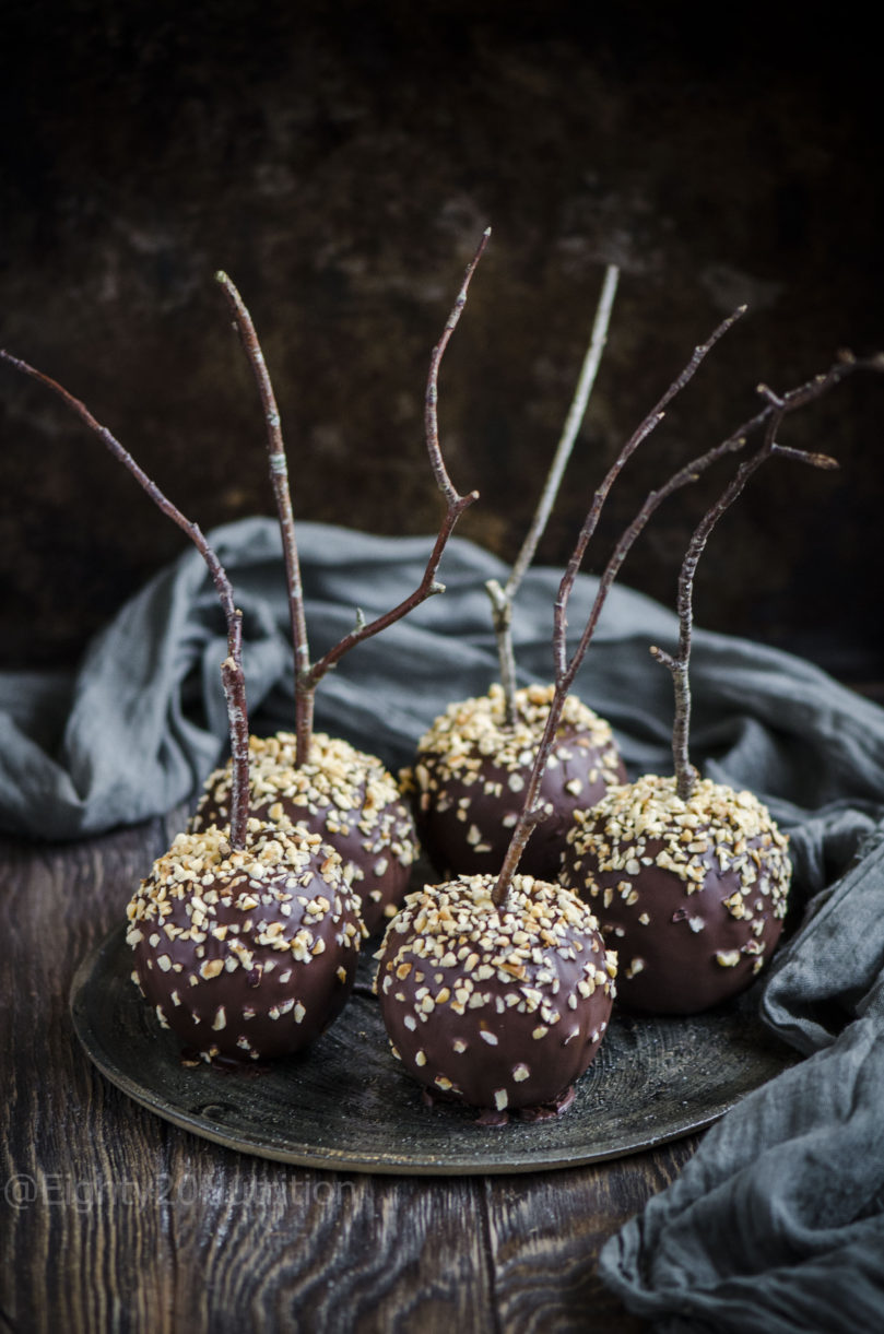 Raw Choccie Apples